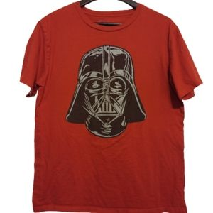 Star Wars Mens T-shirt Red Size Large
